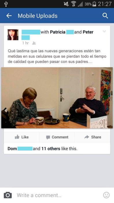 Abuelos vs tecnología - tiempo con los papás