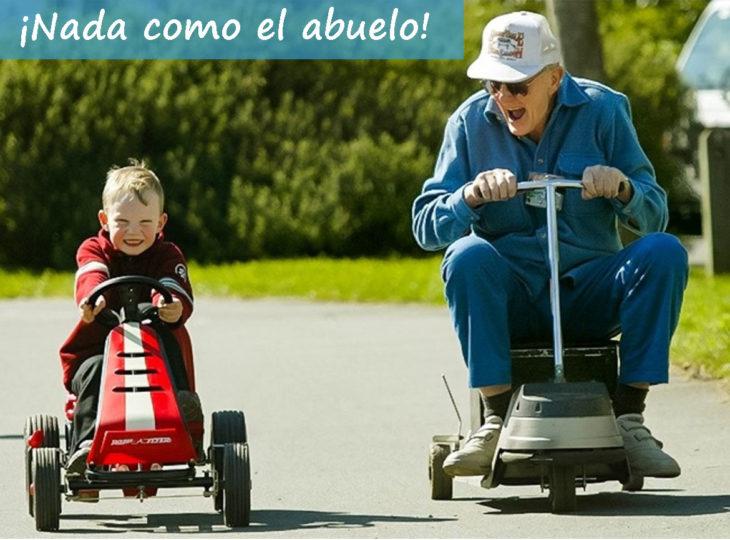Vivan los abuelos 1