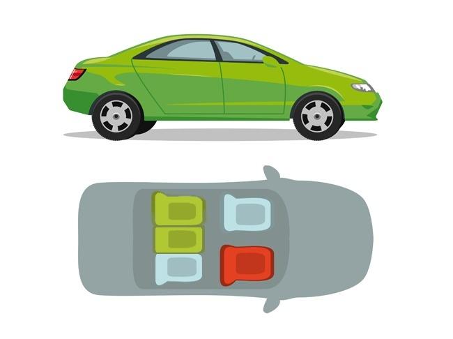auto asientos más seguros