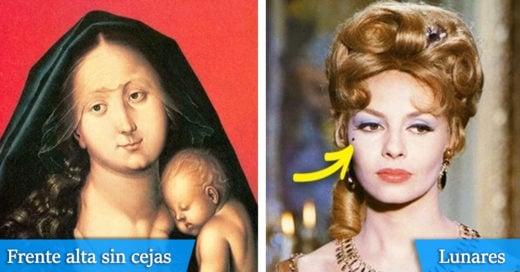 Cover tendencias de belleza más peligrosas de todos los tiempos
