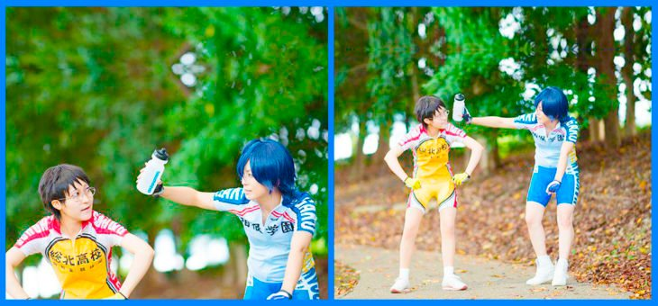 cosplayers ciclistas expectativa vs realidad