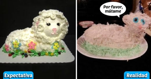 Cover Horrendos pasteles de cumpleaños que te harán de reír