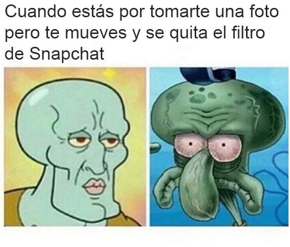 meme calamardo filtro