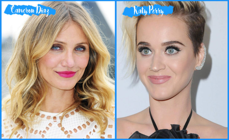 Cameron Diaz y Katy Perry