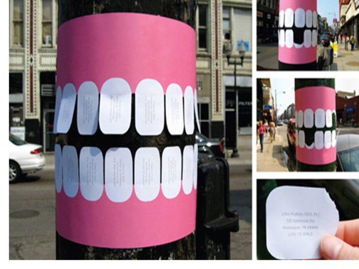 dentista ingenioso