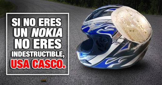 Cover Razones por las que SIEMPRE debes usar casco