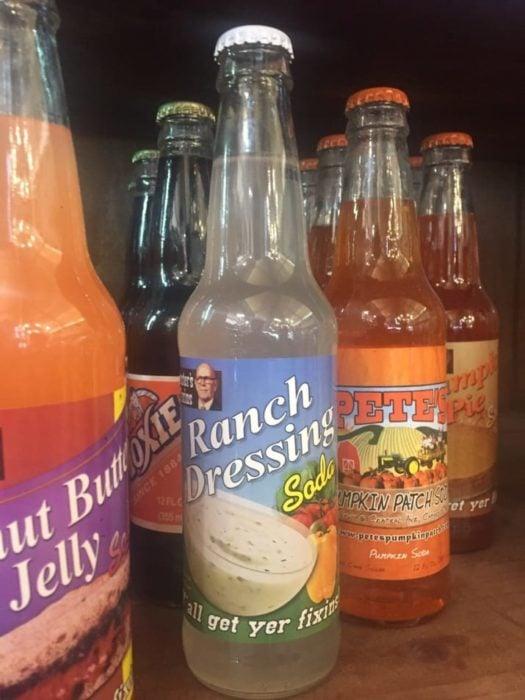 refresco sabor ranch