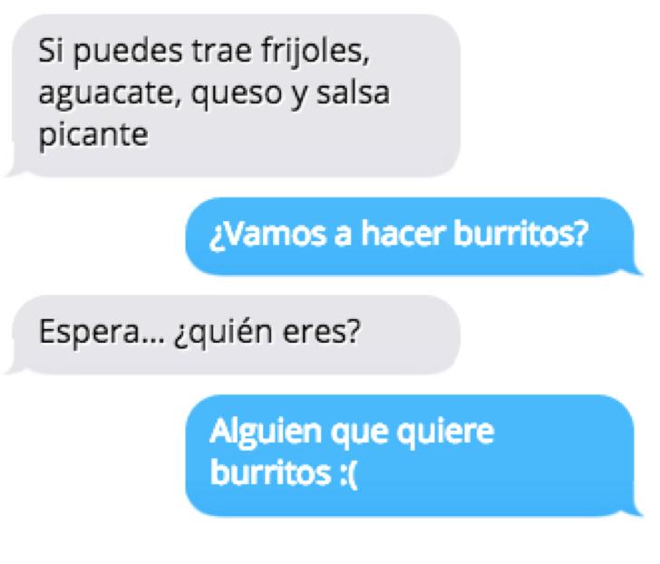 inbox conversación