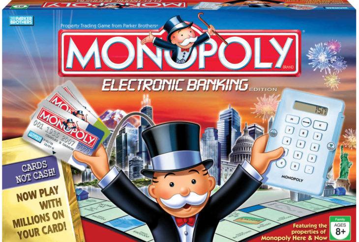 dinero de monopoly