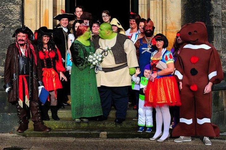 boda de cuento de hadas