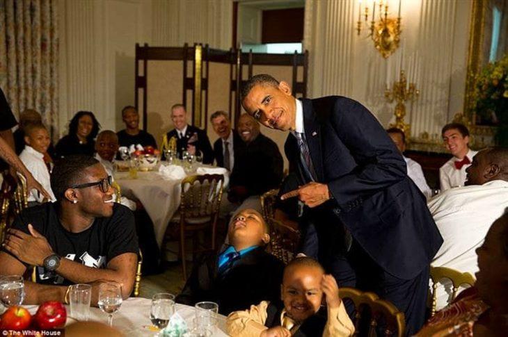 ex presidente obama