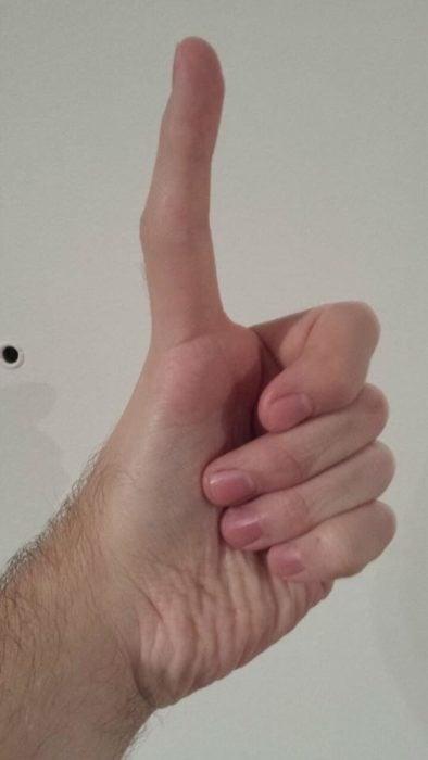dedo largo
