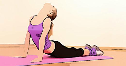 Cover los 6 mejores ejercicios para aliviar el dolor de espalda
