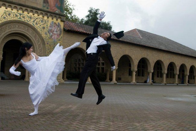 La novia gana