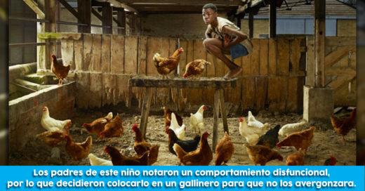 Cover Casos reales de niños criados por animales