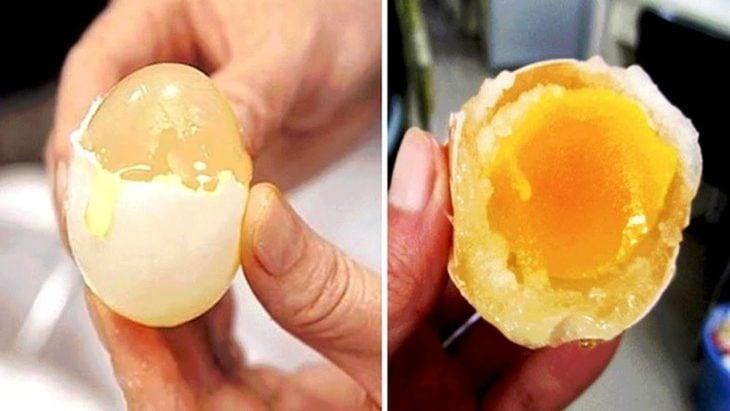 huevo falso