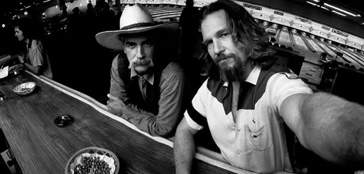 selfie de jeff bridges y sam elliott 1997