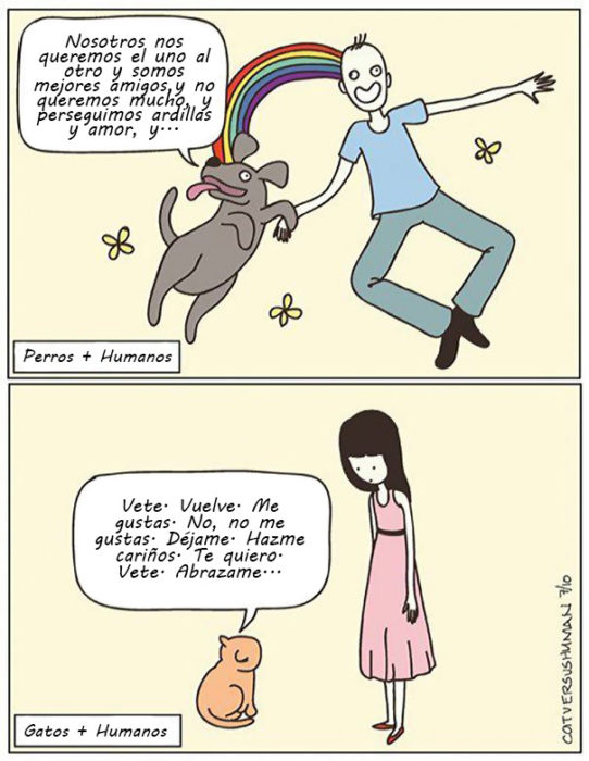 diferencia entre especies