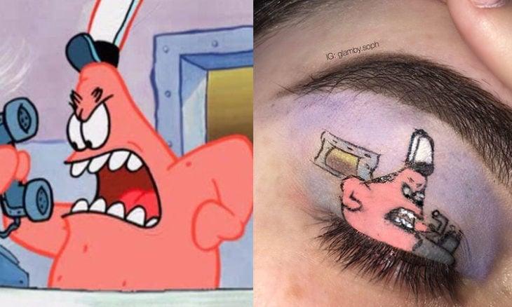 patricio estrella maquillaje