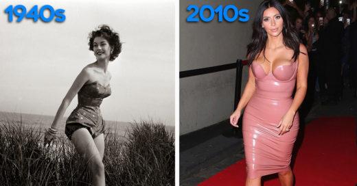 Cover Cómo ha cambiado el cuerpo femenino perfecto en 100 años