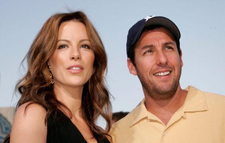 adam sandler y su esposa de click
