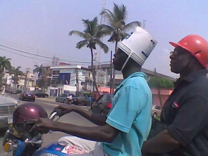 no es un casco