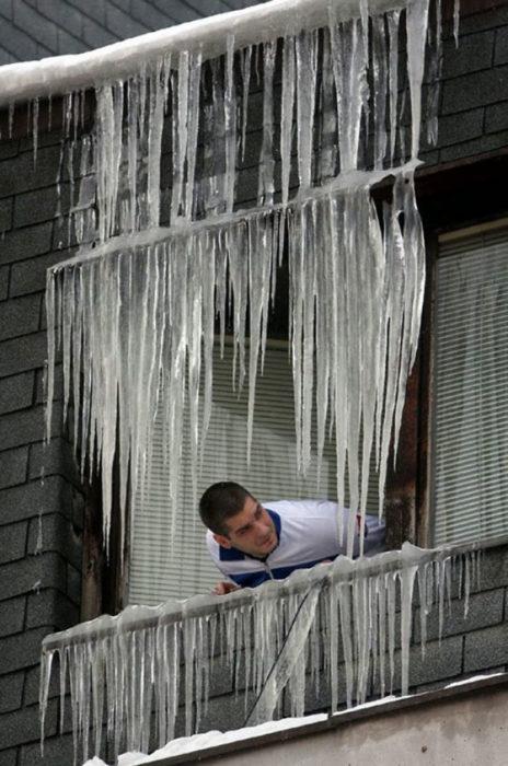 golpe de frio