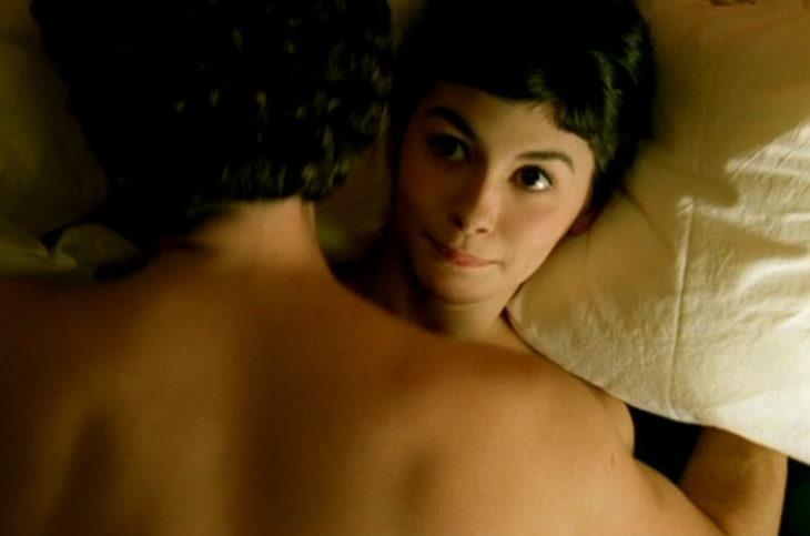 escena de sexo en amelie