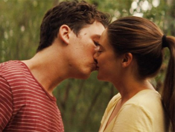 Shailene Woodley y Miles Teller