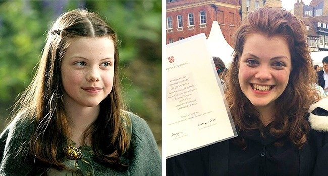 Narnia Lucy Pevensie