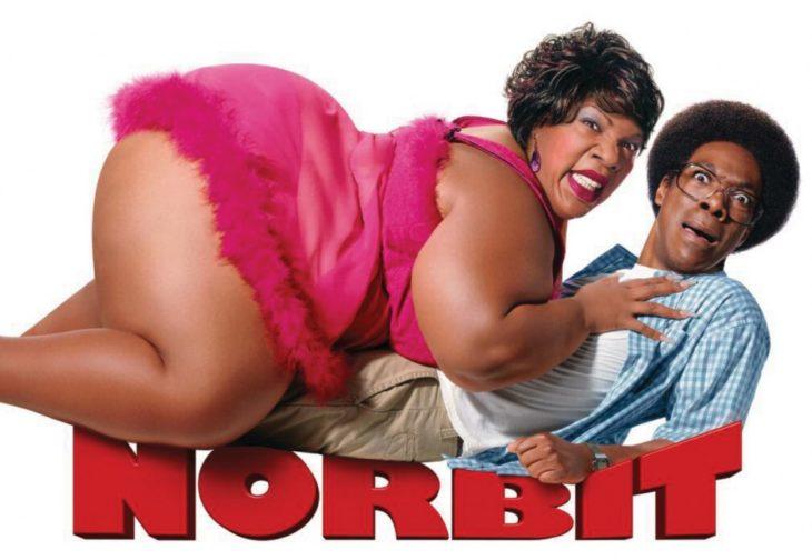 norbir película mujer grande rasputia