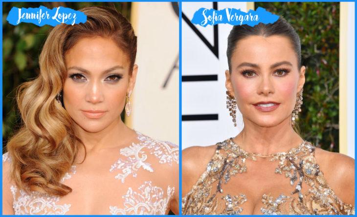 Jennifer Lopez y Sofia Vergara