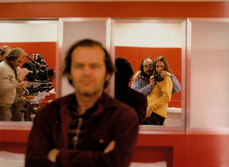 stanley kubrick en the shining 1980