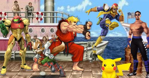 Cover 5 protagonistas de videojuegos con un gran punch del que no querrás saber