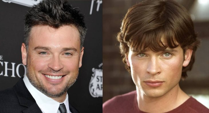 tom welling antes y después