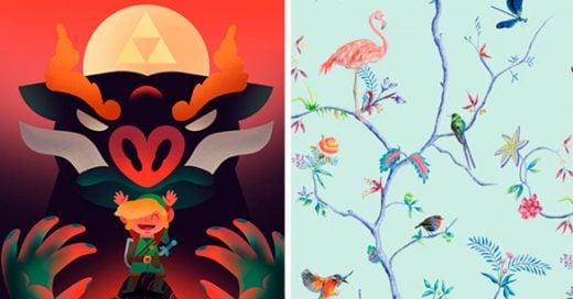 Cover Ilustradores que hacen fondos padrísimos para tu celular