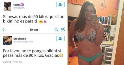 Cover Qué no deberían vestir en público las mujeres de más de 90 kilos