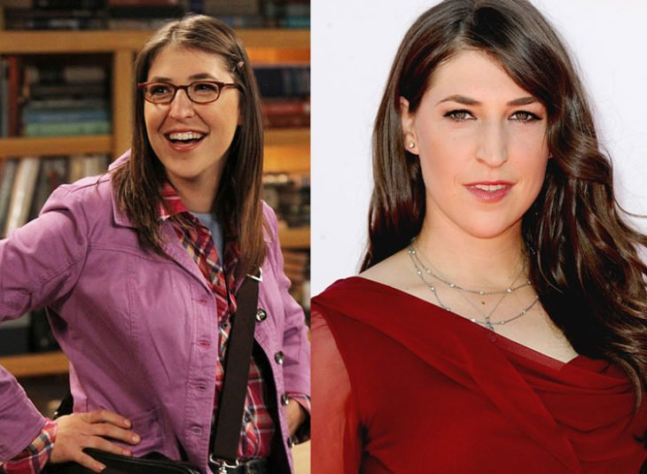 big bang theory transformación