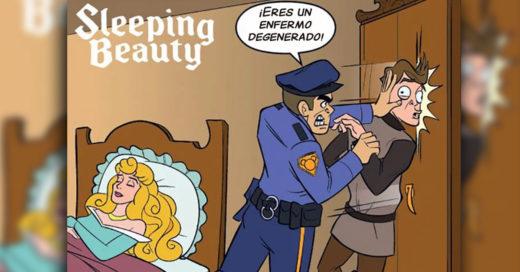 Cover Así serían estas 6 películas de Disney si la policía hubiese intervenido