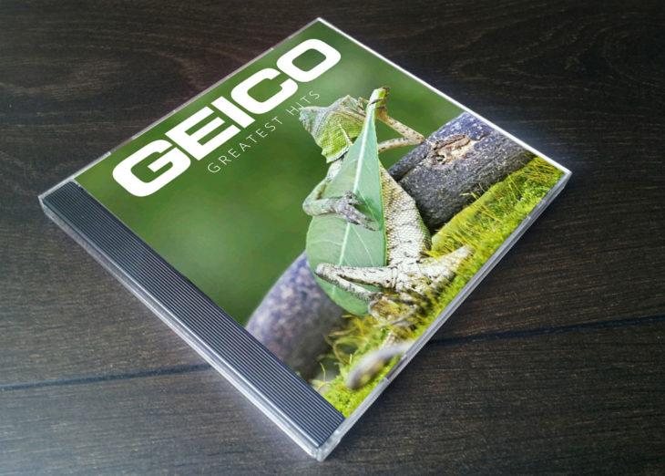 Batalla PS lagartija - portada de disco