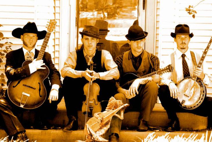 Batalla PS lagartija - parte de un grupo de musica