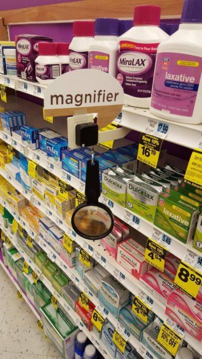 lupa en farmacia