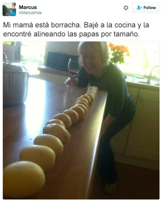 mama borracha