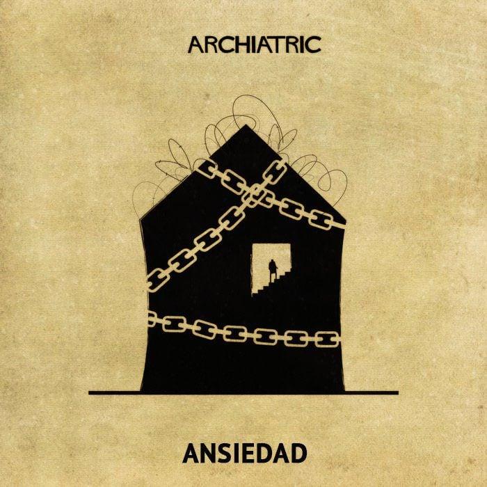 Archiatric casa ansiedad