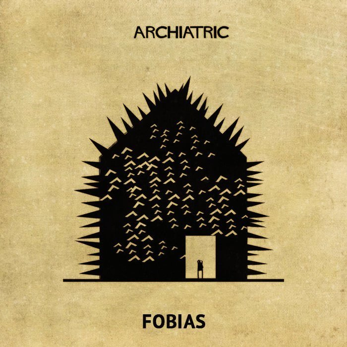 fobias Archiatric casa
