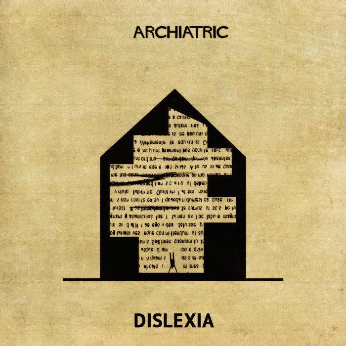 Dislexia Archiatric casa