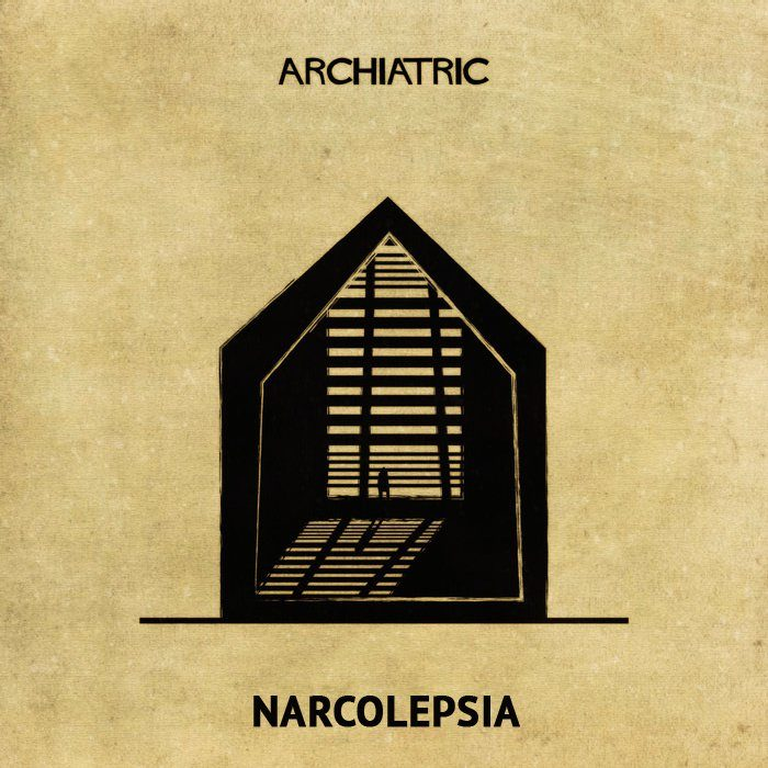 narcolepsia Archiatric casa