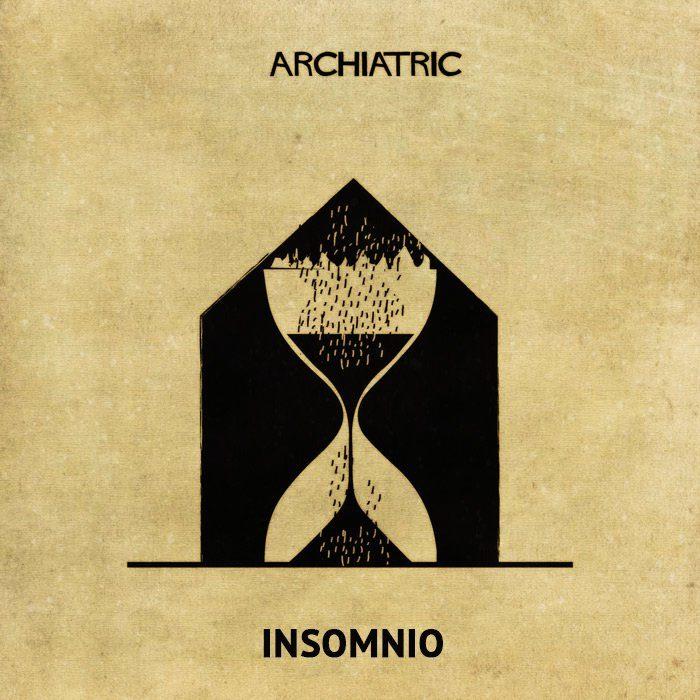 insomnio Archiatric casa