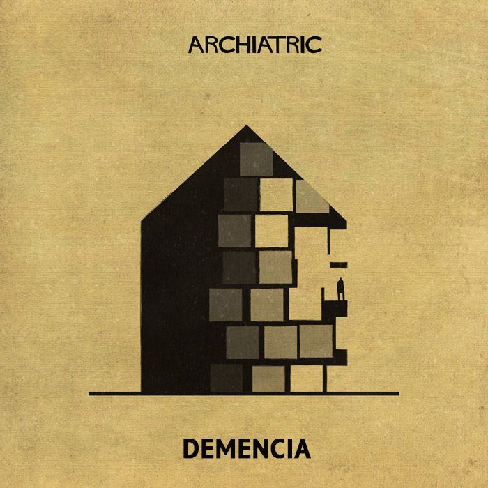 Archiatric casa demencia