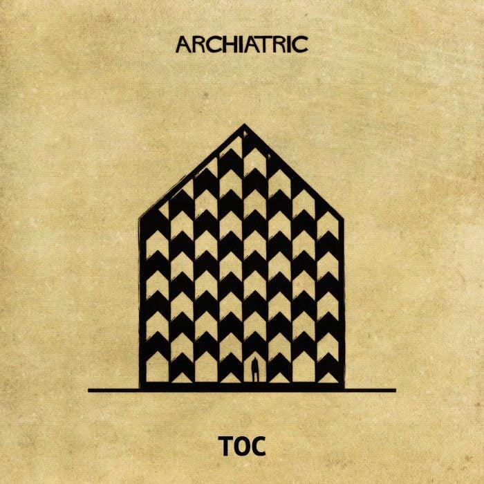 toc Archiatric casa